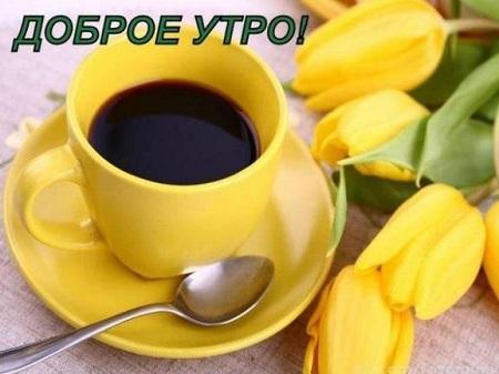 пожеланием доброго утра и хорошего дня прикольные красивые